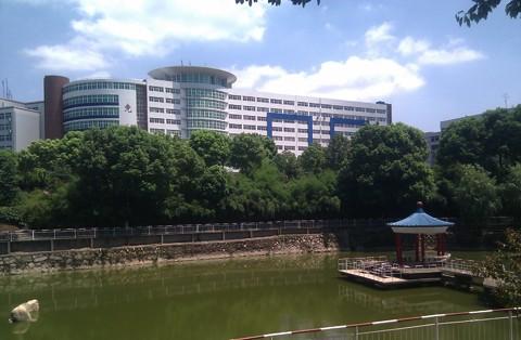 九江学院蝶湖