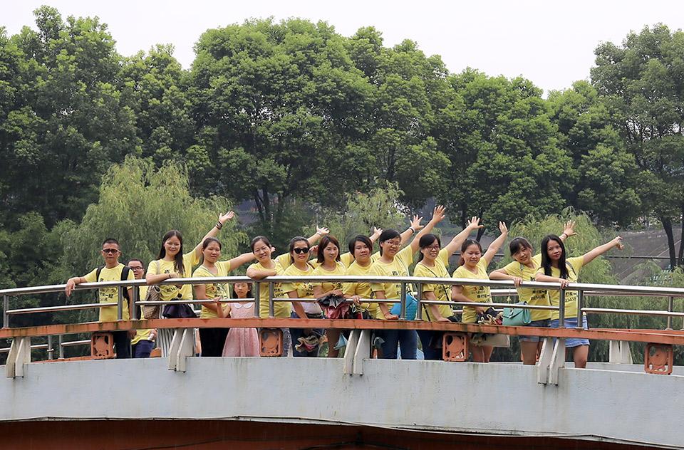 蝶湖,十周年同学会